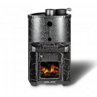 ФЕРИНГЕР «Малютка Паровая» дровяная печь, кожух: стандарт, цвет: антик