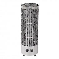 Harvia Cilindro PC90 - электрическая печь-каменка со встроенным управлением