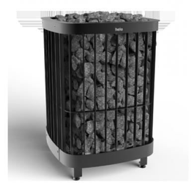 Helo SAGA E200 D - электрическая каменка без пульта управления