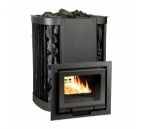 Kastor Saga 20 TS1 - дровяная печь с каминной топкой