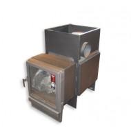 Kastor KSIS-20 TS - дровяная печь без кожуха, выносная топка