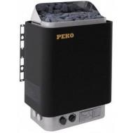 Электрическая печь PEKO EH-60 в черном корпусе