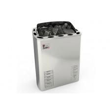 Sawo Mini X MX-36NB-Z - электрокаменка из нерж.стали, со встроенным управлением