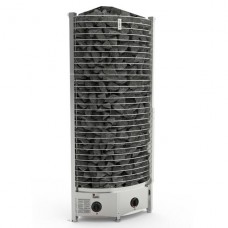 Sawo Tower Premium TH3-45NB CNR - угловая электрическая каменка, встроенное управление