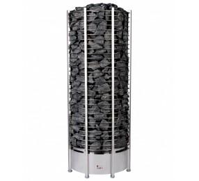 Sawo Tower TH3-60NB WL- электрическая каменка полукруглая, пристенной установки, встроенное управление