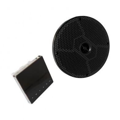 Комплект акустической системы «PREMIO» для бани, сауны или хамама, Арт. H5104