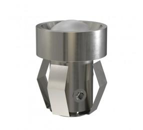 Комплект матовых линз CR-07, хром (6 штук) арт. 1532642