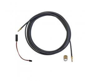 Оптоволокно Cariitti 5м со светодиодом для линзы над печью (S-Flex 3, Led 2700K, линза CR-09) арт. 1532647