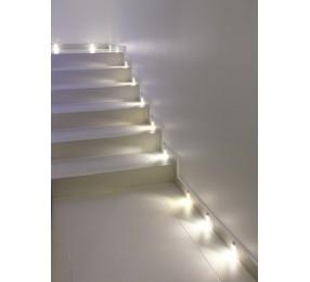 Комплект светодиодных светильников для лестницы GP65 Led 18 kit, арт. 1532117