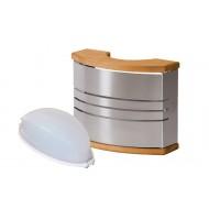 Harvia Светильник + стальной абажур