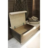 Скамейка для раздевалки TAIVE, 1100х600х450 мм