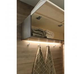 Шкаф для раздевалки TAIVE, 1100х600х305 мм