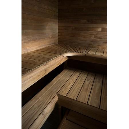 Вагонка темная, 15х140(130), Новозеландская термососна PINО Premiо