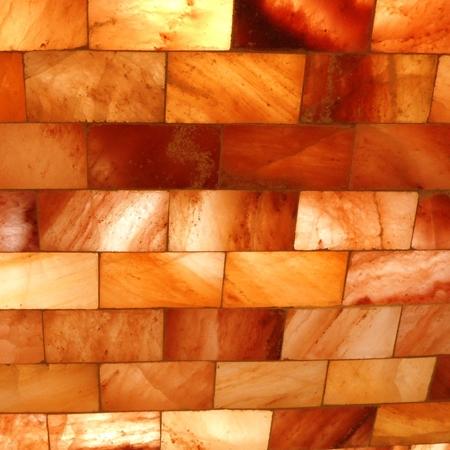 Плитка из розовой гималайской соли 200х100х25 шлифованная