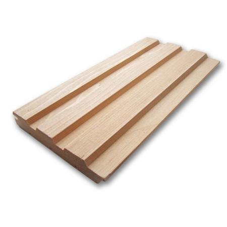 Деревянные обои «Бриз», лиственница, Экстра - 4,0