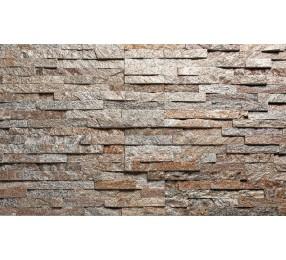 Натуральный камень AITOKIVI Brown Quartzite 150х600х15-25 (уп. 7 шт.)