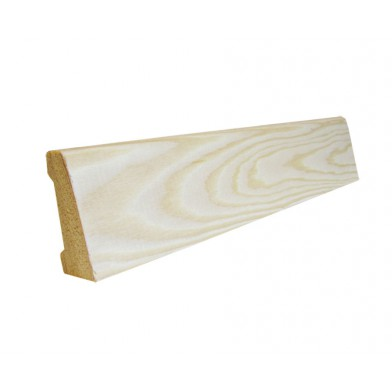 Плинтус лиственница, 52 мм
