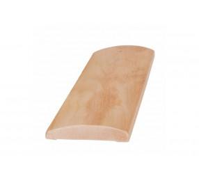 Наличник ольха 70 мм, профиль «капля», бессучковый