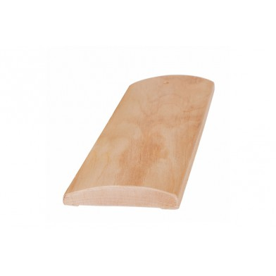 Наличник ольха 70 мм, профиль «капля», бессучковый - 2,1 м
