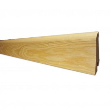 Плинтус лиственница, сорт Экстра (скрытое крепление) - 3,0 м