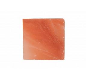 Плитка из розовой гималайской соли 150х150х25 шлифованная