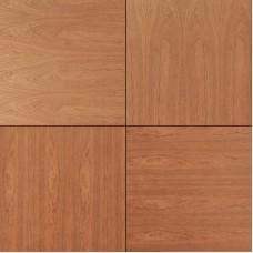 Шпонированные панели «Мозаика», вишня, 300х300х11 мм