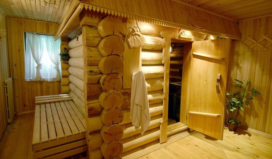 деревянные двери для сауны