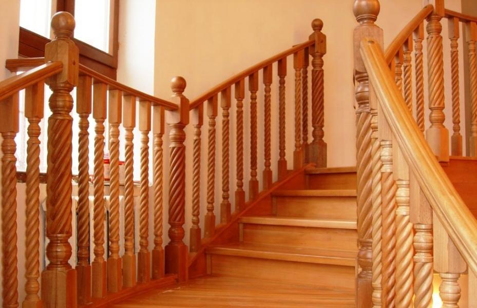 Балясины для лестниц в Твери