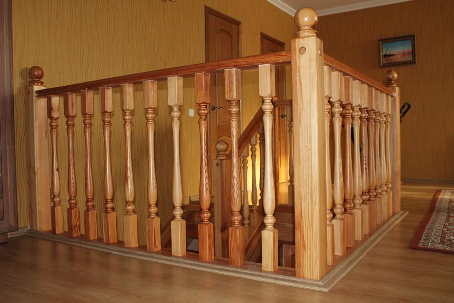 Дриада - Деревянные заборы - Балясины