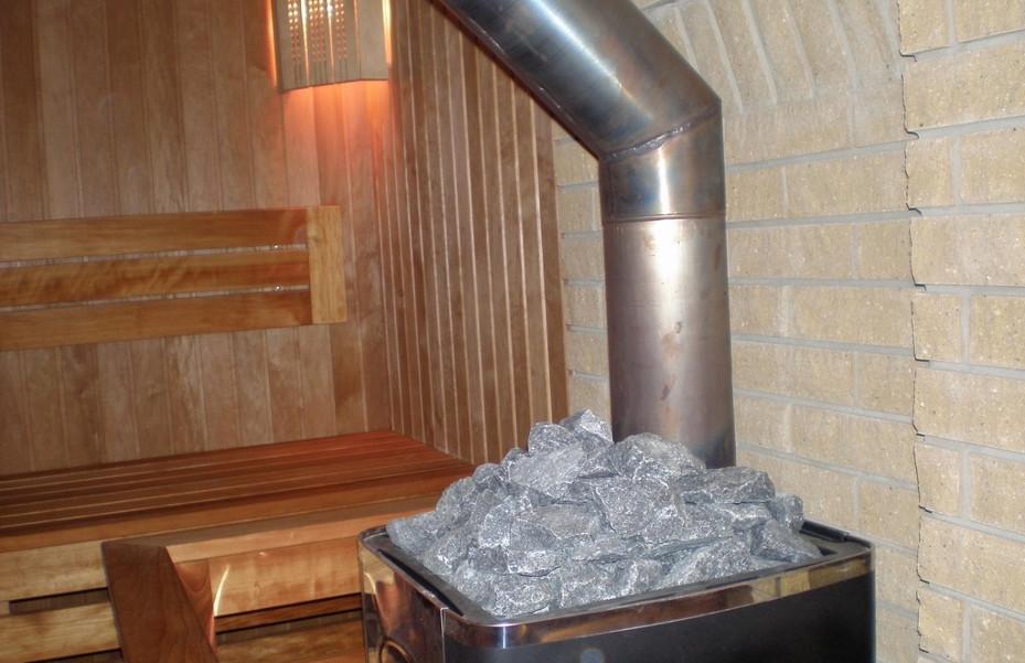 дымоход для банной печи