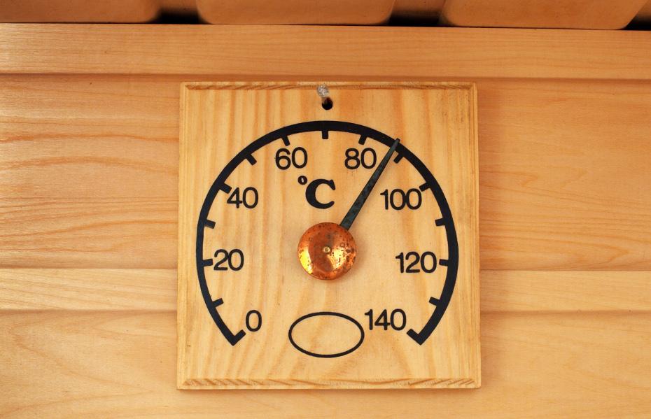 термометр для сауны