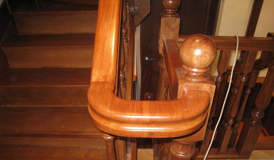 поручни для лестницы